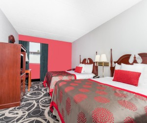 Ramada by Wyndham Henderson - Room with Two Beds